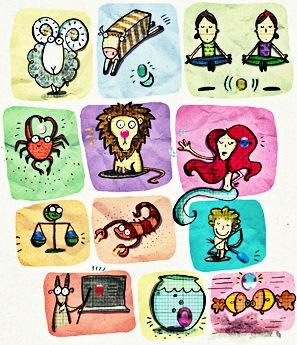 zodiac amuzant