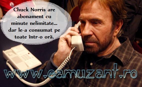 chuck norris telefon
