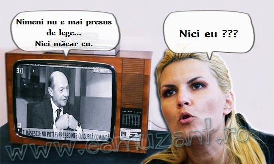 Basescu - nimeni nu e mai presus de lege