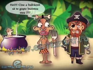 banc gustarica canibal
