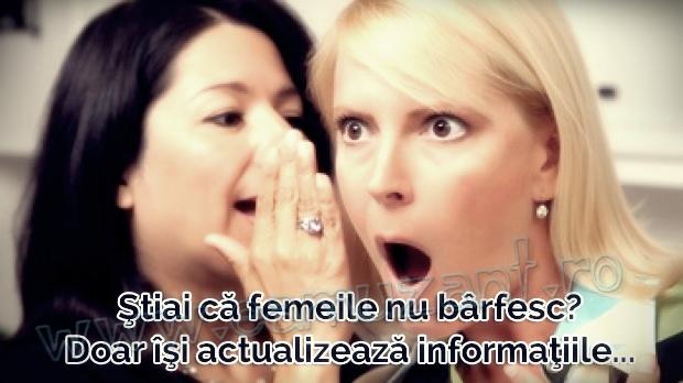 femeile barfesc